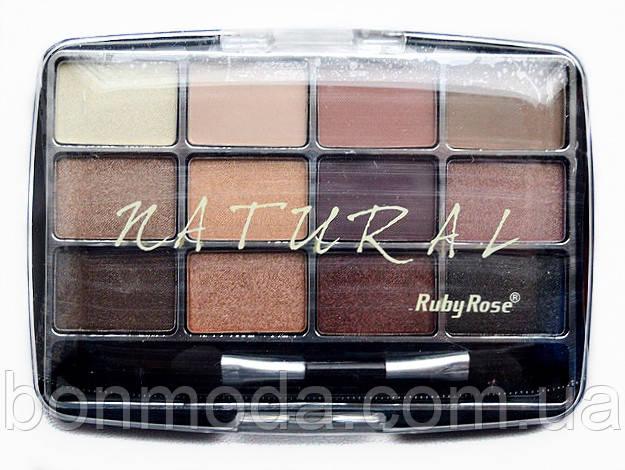 "Тени для век Ruby Rose HB-9353 ""Natural"""