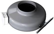 Круглий канальний вентилятор з ЄС-мотором Salda VKA 315 EKO(571)