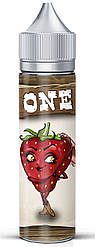 ONE Strawberry(Клубника) - 60 мл. VG/PG 70/30 0