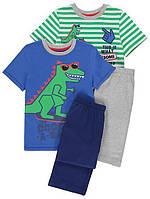 f24921b939a3c Хлопковая пижама для мальчика George, 6-7 лет! Англия. Один или два