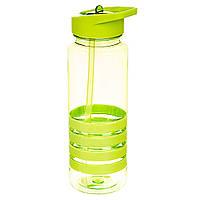 Бутылка для воды с трубочкой 750 мл 0020JA-A