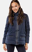 Женская синяя куртка MR520 MR 202 2412 0817 Dark Blue