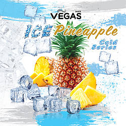 Vegas Ice Pineapple - 60 мл. VG/PG 75/25 Пластик, 60, 0