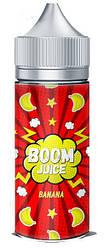 BOOM Juice Banana - 120 мл. VG/PG 70/30
