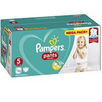 Подгузники-трусики Pampers Pants Junior 5 (12-18 кг) MEGA PACK, 96 шт. (Памперсы)