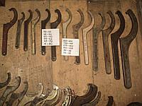 Ключи для круглых шлицевых гаек ссср