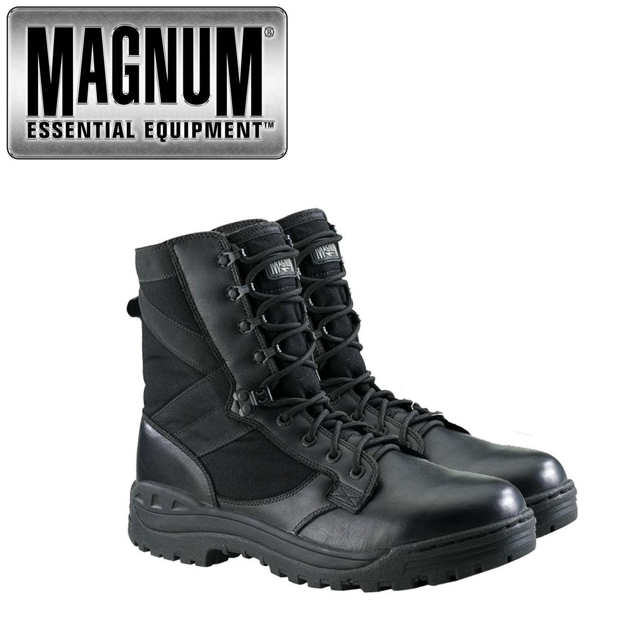 Військові берци Magnum Amazon - Чорні
