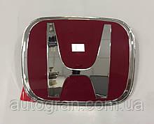 Емблема решітки радіатора і багажника Honda Civic Jazz City 113мм*92мм