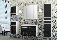 Меблі для ванної AURA (ARA) 5 ел. / умивалка 80см
