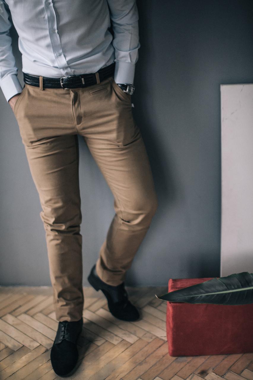 Мужские джинсы-брюки West-Fashion модель A-404