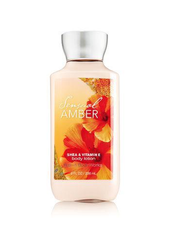 Лосьон для тела Bath&Body Works Sensual Amber