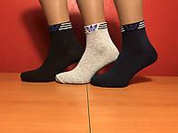 Носки спортивные демисезонные Adidas размер 41-45 ассорти