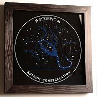 Созвездие Скорпиона, панно большое