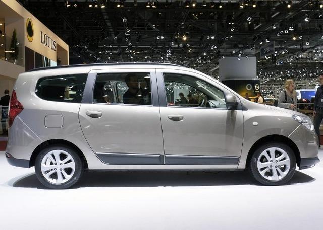 Dacia logan mcv (2005-2012)