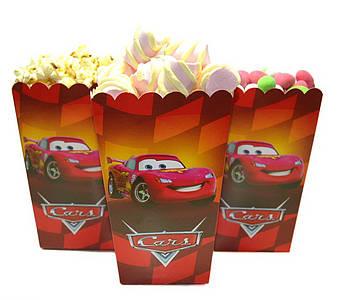 Коробочки для сладостей Тачки Маквин 5 штук