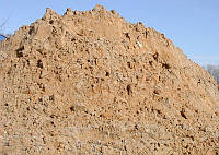 Пісок в Рівному