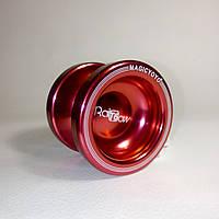 Йо-йо Yo-Yo MagicYoyo T6 Rainbow (цвет - красный)