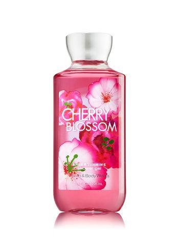 Гель для душа Bath&Body Works Cherry Blossom