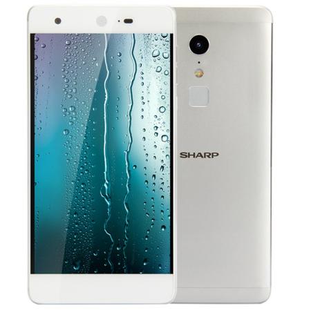 "Телефон Sharp Z2 5.5"" (1920x1080) Gorilla glass / MT6797 / Helio X20 / 4Гб / 32Гб / 16Мп / 3000мАч"