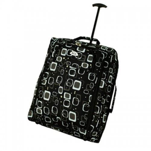 Рюкзак чемодан на колесах RGL, матрица