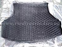 Коврик в багажник LADA Granta седан (без шумоизоляции) (Avto-gumm) полиуретан