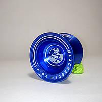 Йо-йо Yo-Yo Blackadder (цвет - синий)