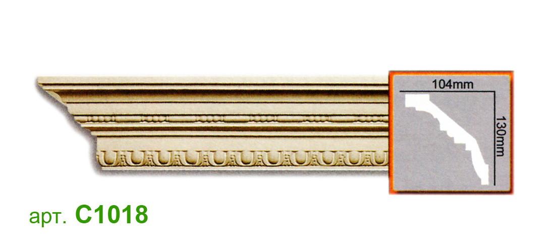 Карниз Gaudi C1018 (130x104)мм