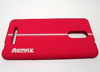 Чехол REMAX для Xiaomi RedMi Note 3 красный