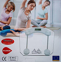 Весы напольные Wimpex Wx 2003B до 180 кг с датчиком температуры