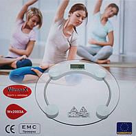 Весы напольные Wimpex Wx 2003A до 180 кг с датчиком температуры