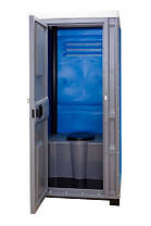 Туалетная кабина Toypek синяя, фото 3