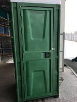 Туалетная кабина Toypek зеленая, фото 2