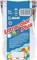 Фуга MAPEI Ultracolor Plus 111 5 кг серебристо-серый