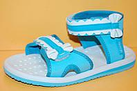 Пляжные сандалии ТМ Bitis Код 15940/б размеры 22-28, фото 1