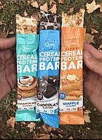 Quest Nutrition Beyond Cereal Protein Bar, Батончики с Протеиновыми Зернами, 1,34 унции (38 г) каждый