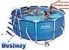 Каркасный бассейн Bestway 56420 366x122