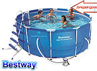 Каркасный бассейн Bestway 56420 366x122, фото 1