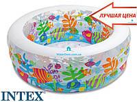"Детский бассейн ""Аквариум"" Intex 58480 152x56, фото 1"