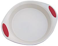 Форма для выпечки круглая с керамическим покрытием EM9800 (Empire Эмпаир Емпаєр)