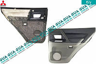 Обшивка задней правой двери ( карта, панель ) 7222A080XAX Mitsubishi / МИТСУБИШИ PAJERO III 2000-2006 / ПАДЖЭРО 3 00-06