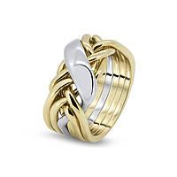 Золотое кольцо для настоящих мужчин от Wickerring