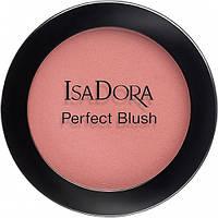 Румяна для лица №62 Dusty Rose Perfect Blush IsaDora