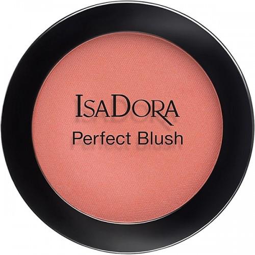 Румяна для лица №53 Coral Glow Perfect Blush IsaDora