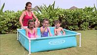 Детский бассейн каркасный intex 57173