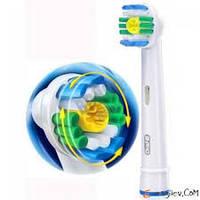 Сменная насадка braun oral-b vitality 3d white d12