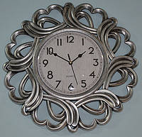 Часы на кухню Silver (35 см.)