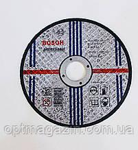 Диск відрізний по металу Bosoh 125х3