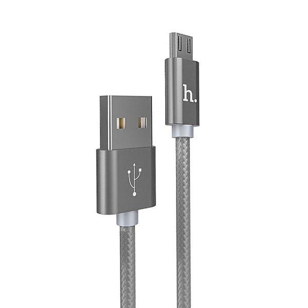 Кабель Hoco X2 Micro USB \ Grey