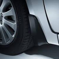 Брызговики передние комплект аксессуар Subaru Impreza 08-12 Оригинал (J1010FG014NN2)
