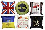 Сувенірна подушка з вишивкою, фото 2